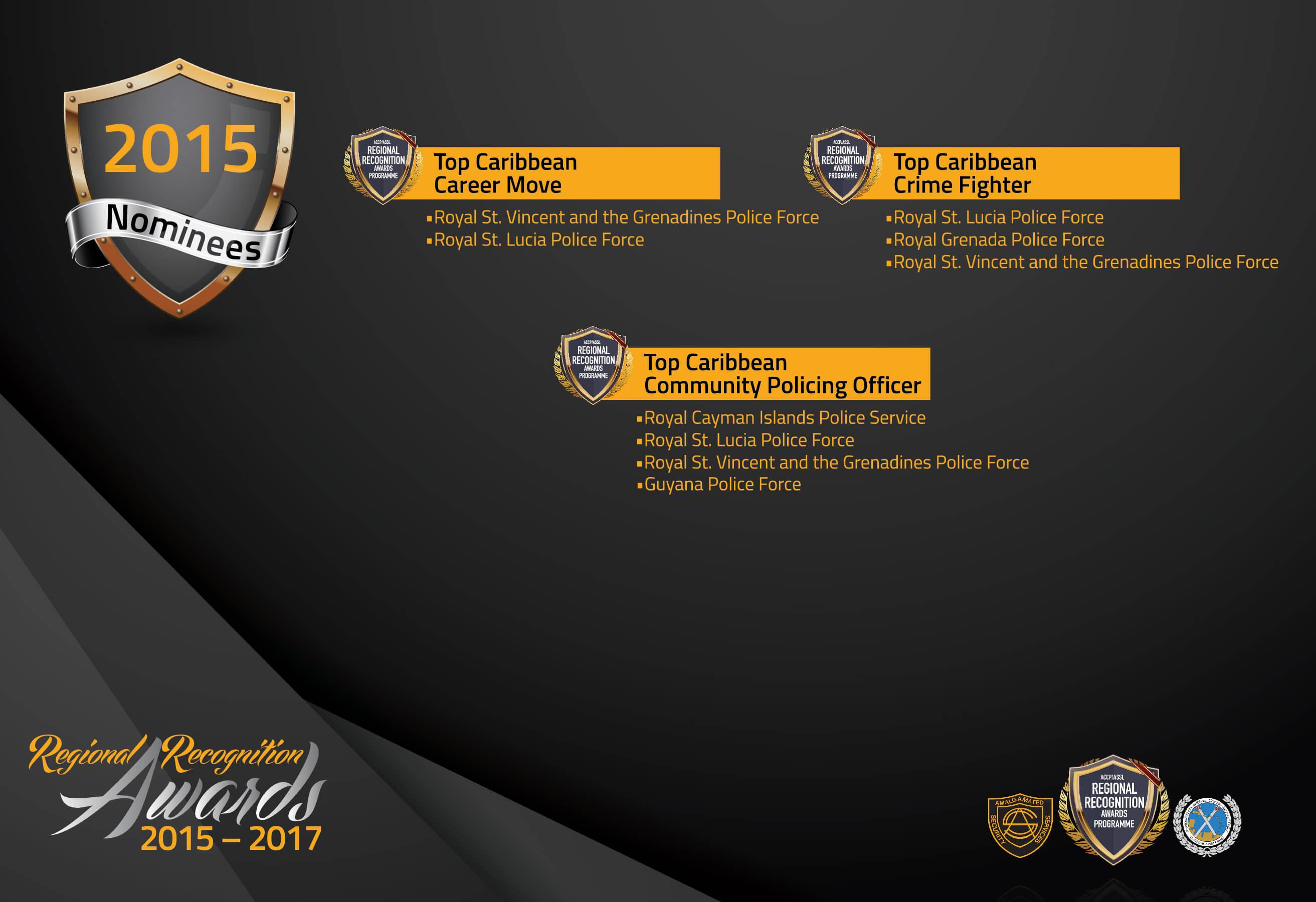 2015 Nominees
