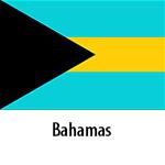 flag of bahamas - regional recognition awards