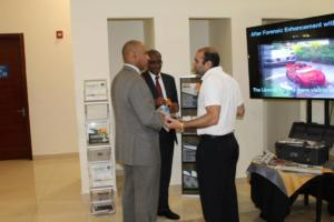 Amalgamated Security Regional Recognition Awards - Booth at the 33rd Annual ACCP Conference IMG 5317
