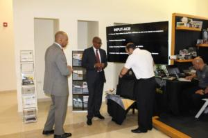 Amalgamated Security Regional Recognition Awards - Booth at the 33rd Annual ACCP Conference IMG 5318