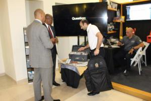 Amalgamated Security Regional Recognition Awards - Booth at the 33rd Annual ACCP Conference IMG 5319